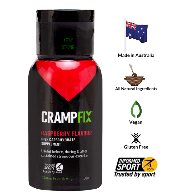 CrampFix - 50ml Bottle - Raspberry