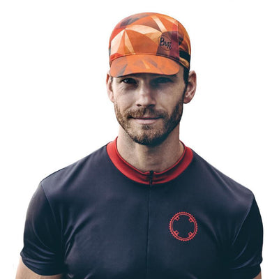 Buff - Pack Bike Cap - Flame Orange