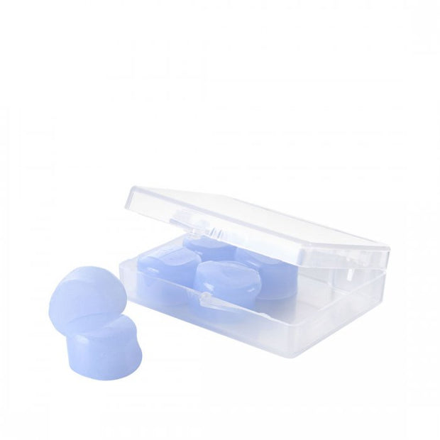 Life Venture - Silicone Ear Plugs - 3 Pairs