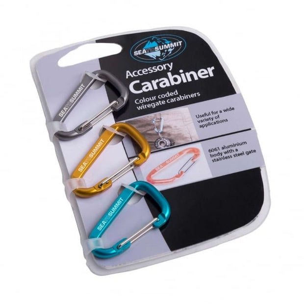 Sea to Summit - Accessory Carabiner Set