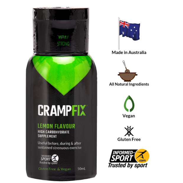 CrampFix - 50ml Bottle - Lemon