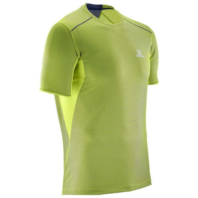 Salomon - Trail Runner SS Tee - M
