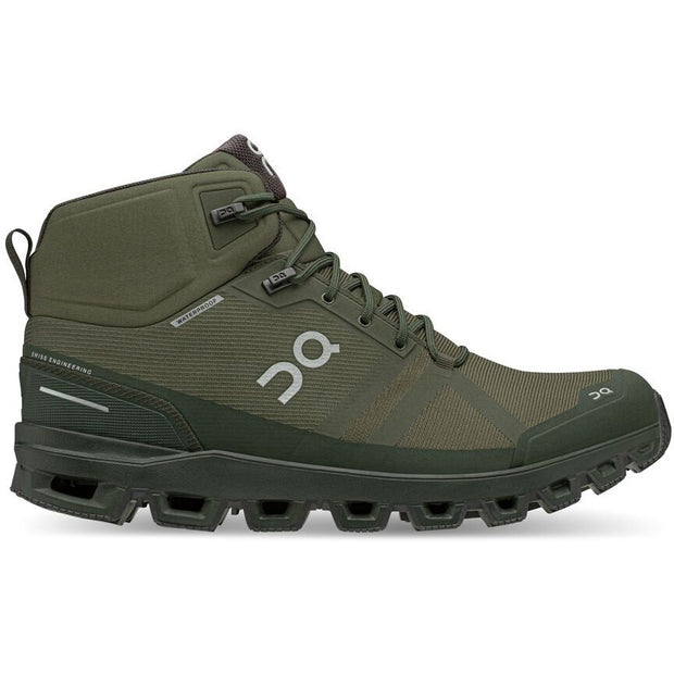 On Running - Cloudrock Waterproof - Mns - Jungle Fir