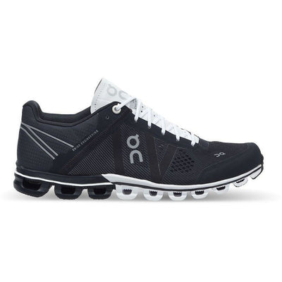 On Running - Cloudflow - Black / Asphalt Wms