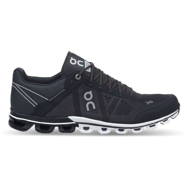 On Running - Cloudflow - Black / Asphalt - Mns