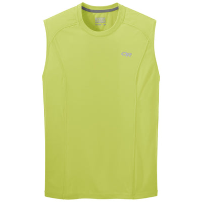 Outdoor Research - Men's Echo Tank - Chartreuse