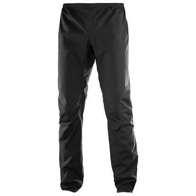 Salomon - Bonatti Waterproof Pant Unisex - Black