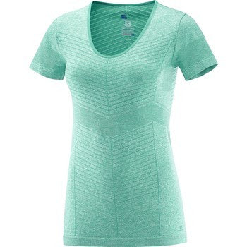 Salomon - Elevate Seamless SS Tee - W