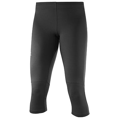 Salomon - Agile Pant 3/4 Tights - Black