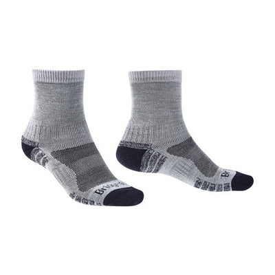 Bridgedale - Hike Lightweight Merino Performance - Mens - Silver/Navy