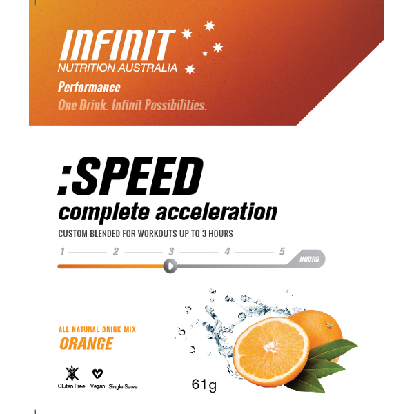 Infinit Nutrition - Speed