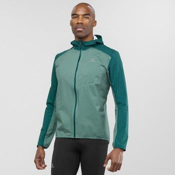 Salomon - Bonatti Waterproof Jacket - M