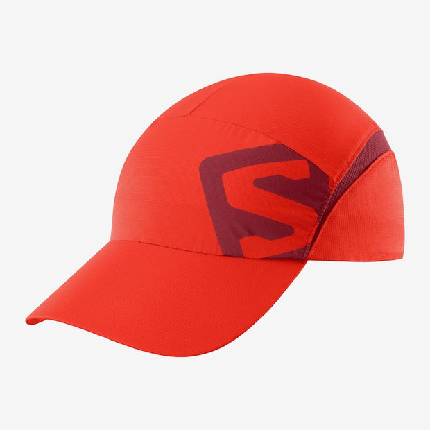 Salomon - XA Cap - Fiery Red / Biking Red