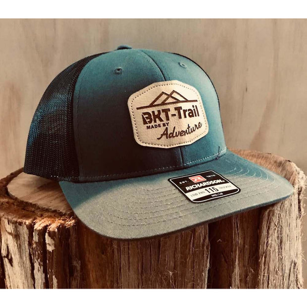 "BKT-Trail - The ""Kelpie"" Trucker - Charcoal"
