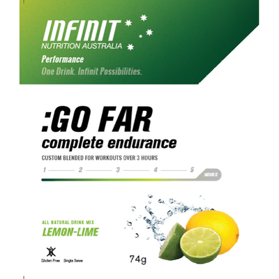 Infinit Nutrition - Go Far