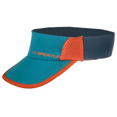 La Sportiva - Reality Visor - Lake Tropic Blue