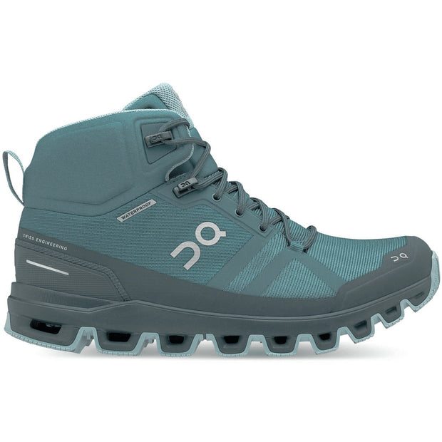 On Running - Cloudrock Waterproof - Wms - Storm/Wash