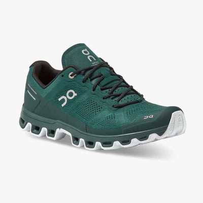 On Running - Cloudventure - Mns - Evergreen White