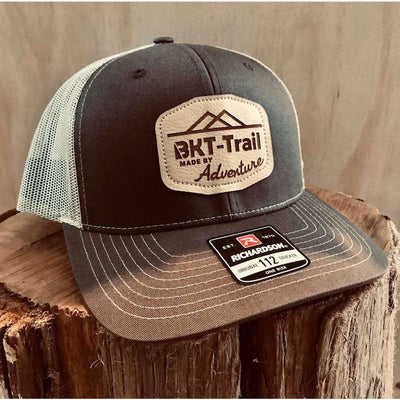 "BKT-Trail - The ""Kelpie"" Trucker - Light & Tan"