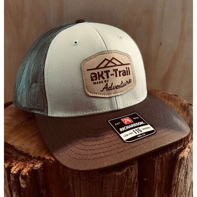 "BKT-Trail - The ""Kelpie"" Trucker - Brown & Tan"