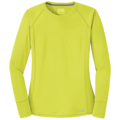 Outdoor Research - Women's Echo L/S Tee - Chartreuse