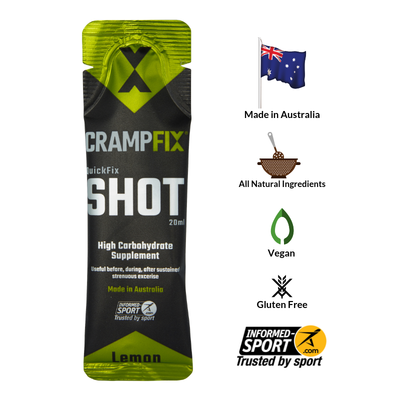 CrampFix - 20ml Shot - Lemon