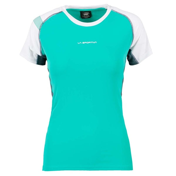 La Sportiva - Move T-Shirt - W Aqua White