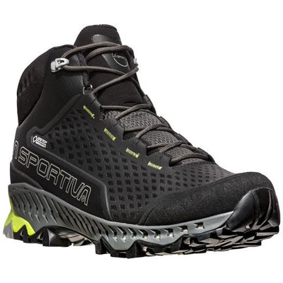 La Sportiva - Stream GTX Carbon/Apple Green