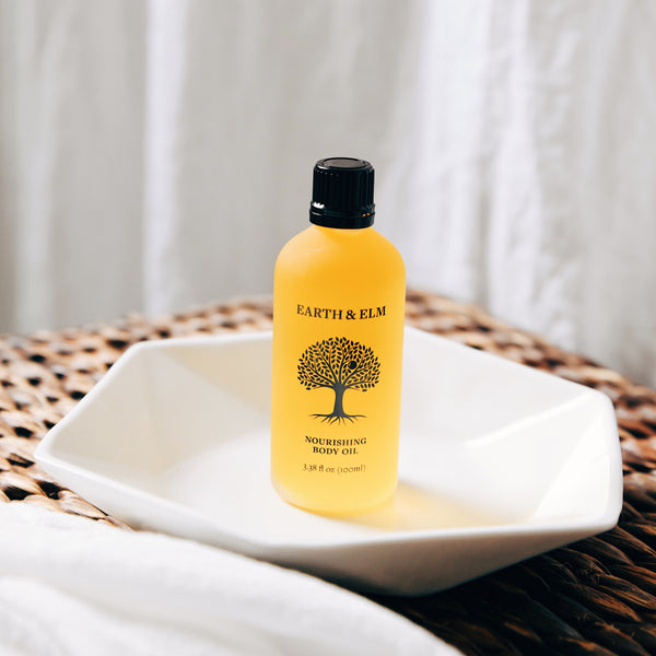Earth & Elm - Nourishing Body Oil
