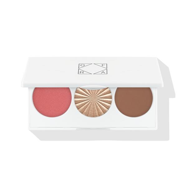 OFRA Midi Palette - Toasted Cashmere - TheBeautyMark