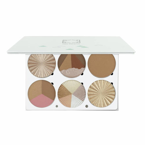 ON THE GLOW PRO MAKEUP PALETTE - TheBeautyMark