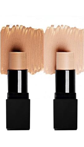 HIGHLIGHT + CONTOUR DUO - LIGHT - TheBeautyMark