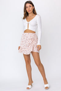 Franny Flower Skirt