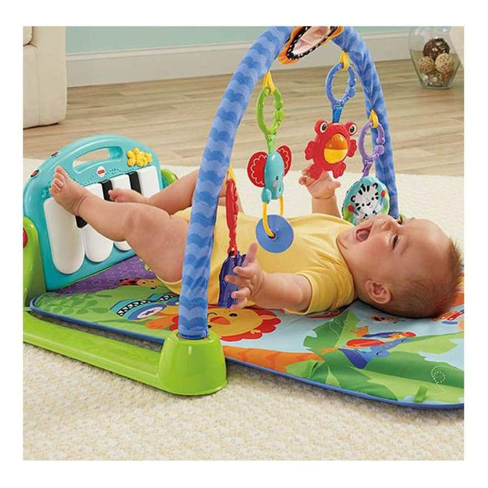 Baby Gym Piano Azul