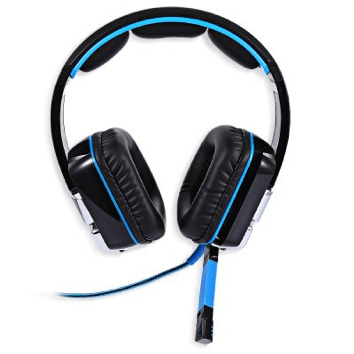Audifono Gamer 7.1 Luz Usb 3.5mm Kotion Each G8000