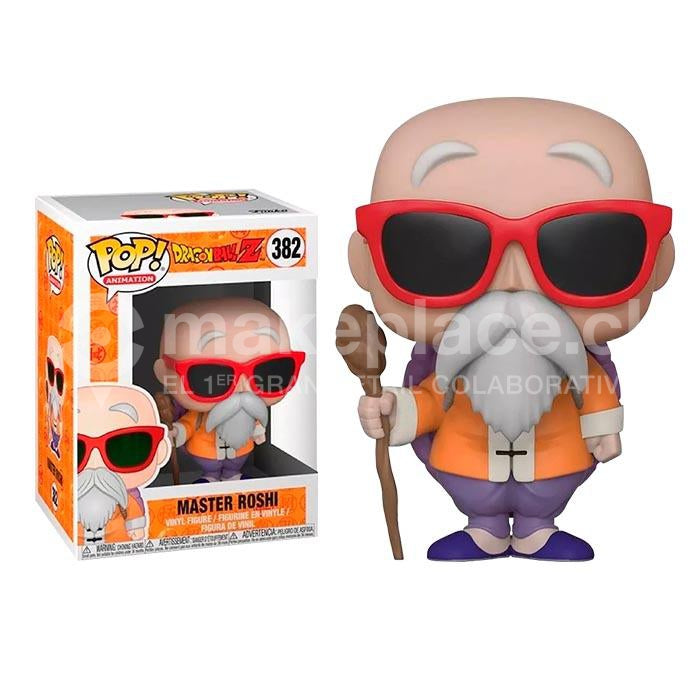 Figura Maestro Roshi - Dragon Ball Z