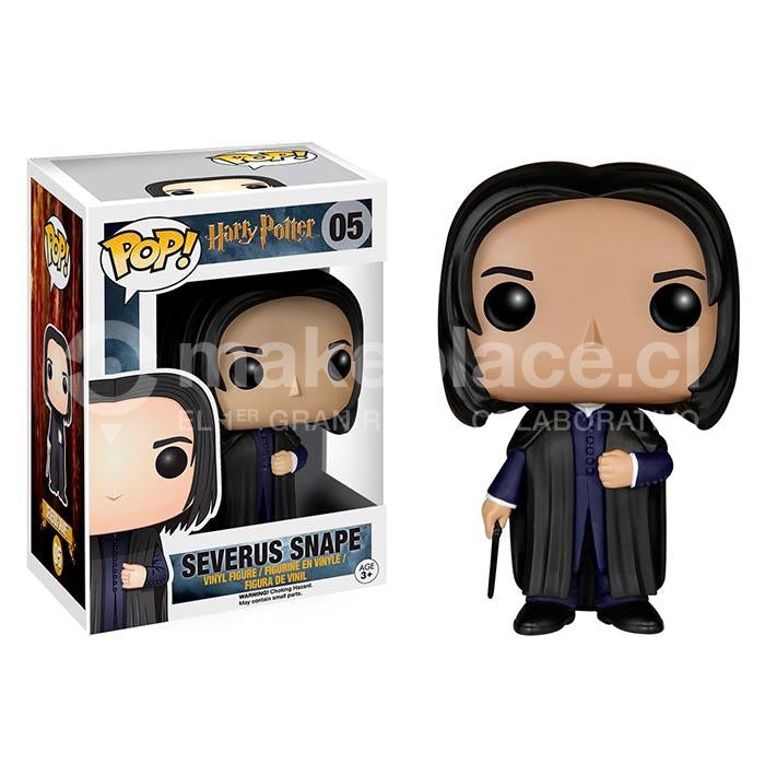 Figura Severus Snape - Harry Potter Coleccionable