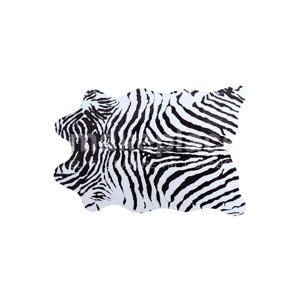 ALFOMBRA ANIMAL DESIGN 110X140 ZEBRA Makeplace