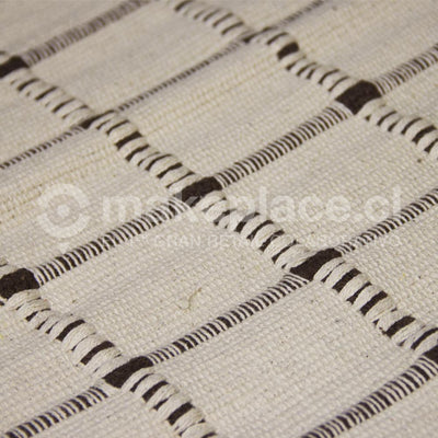 BAJADA DE CAMA DH. COTTON MAT 040X060 CAFE Makeplace