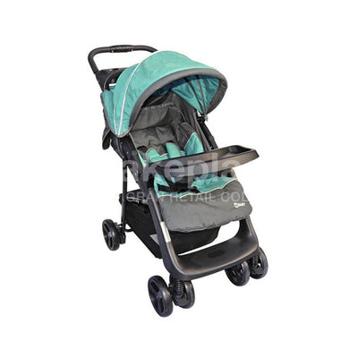 Coche Travel System Verde BS-F03
