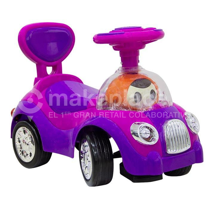 Correpasillo Smart Kids Ojos Púrpura