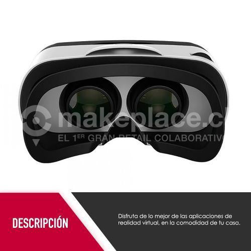 Lentes De Realidad Virtual iPhone Con Control Mojing 4