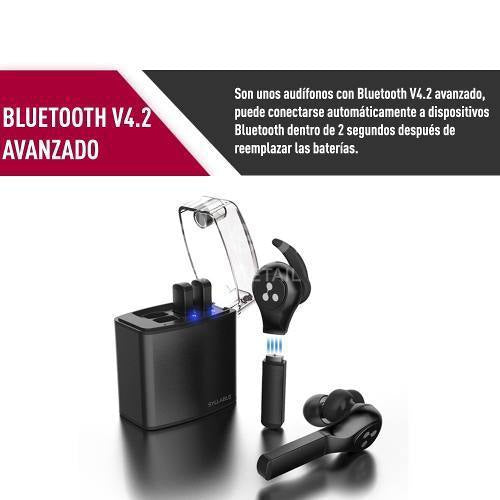 Audifono D9X Inalámbrico Bt 4.2