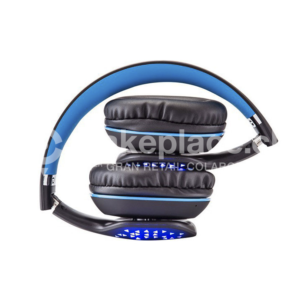 Audifonos Gamer Bluetooth B3507