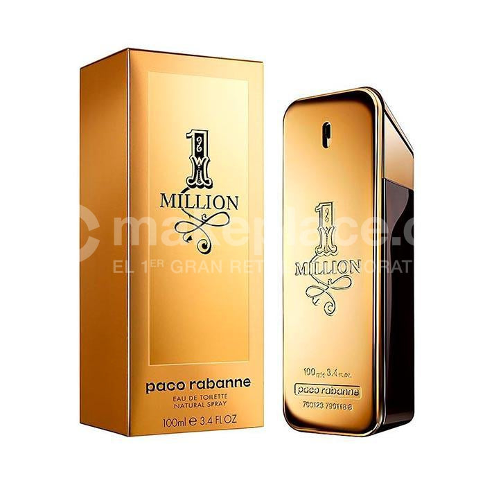 Perfume Hombre 1 Million EDT 100 ml.