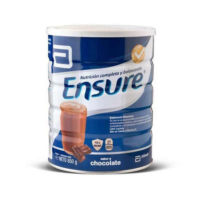 Ensure Chocolate 850 grs.