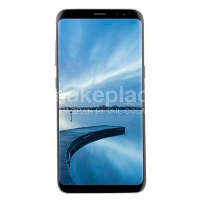 Samsung Galaxy S8 Plus 64Gb Negro - Open Box Con Accesorios Originales