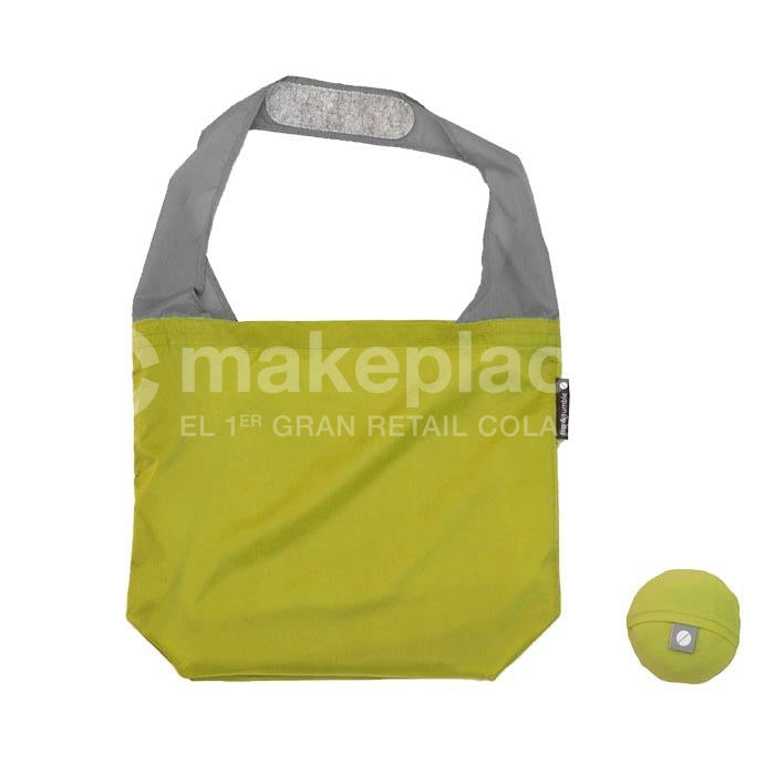 Eco Bag 15 lt. Verde
