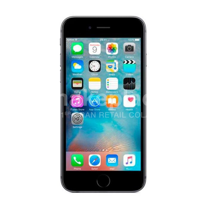 iPhone 6S 32Gb Negro - Open Box Con Accesorios Originales