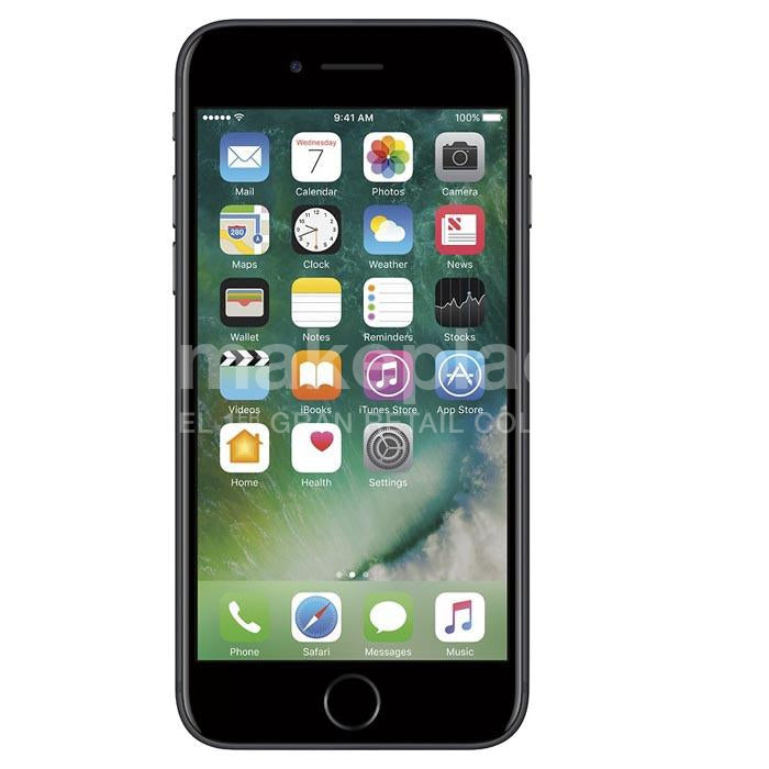 iPhone 7 32Gb Negro - Open Box Con Accesorios Originales